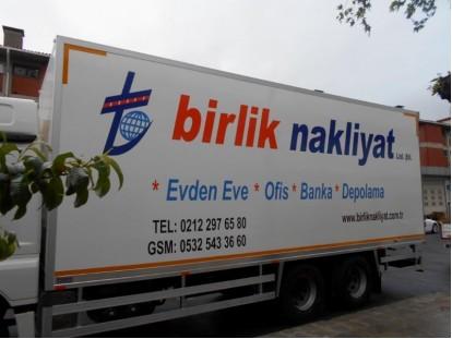 EV OFİS BANKA DEPOLAMA TAŞIMACILIK NAKLİYAT