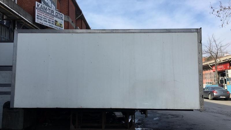2. el frigofirik kamyonet  kasası